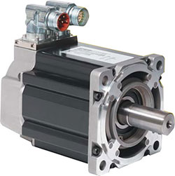 Image of an AC brushless motor