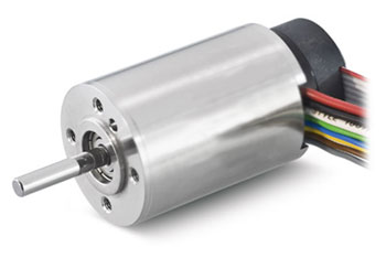 Image of an DC brushless motor