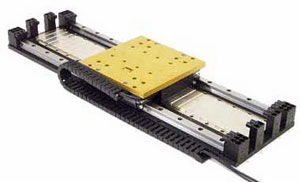 Image of a linear motor