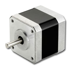 Image of a stepper motor