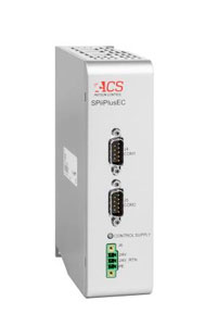 SPiiPlusEC Motion and EtherCAT Network Controllers from ACS Motion Control