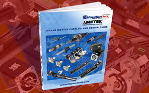 2013 Linear Motion Catalog and Design Guide