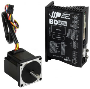 BD5 Brushless Drive from Applied Motion Products, part of the BLDC Drives and Motors Series