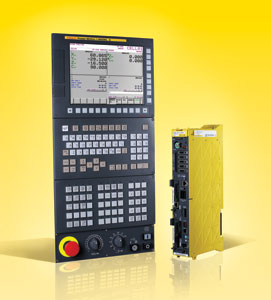 FANUC's Power Motion i-MODEL A motion controller for high performance, multi-axes general motion applications