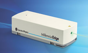 Millennia Edge Single-Frequency Green Laser