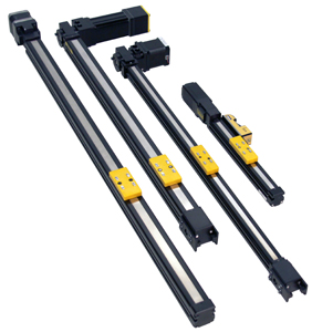 Parker LCR Series Actuators