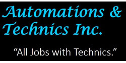 Automations & Technics Inc. Logo