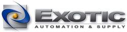 Exotic Automation & Supply Logo