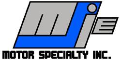 Motor Specialty Inc. Logo