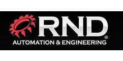 RND Automation & Engineering Logo