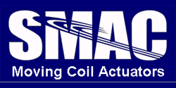 SMAC Moving Coil Actuators, Inc. Logo
