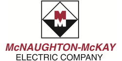 McNaughton-McKay Electric Company Logo