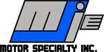 Motor Specialty Inc.