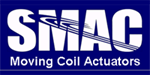 SMAC Moving Coil Actuators, Inc.