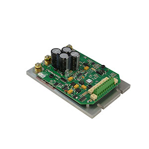 DCR300-60 and DCR600-60 Series, microprocessor based, low voltage PWM drives