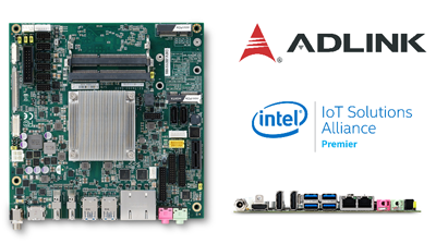 ADLINK introduces the AmITX-BW-I, the company's first thin Mini-ITX embedded board