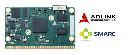 ADLINK Releases Latest SMARC Module for Small Form Factor Embedded and Mobile Systems