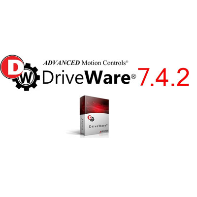 DriveWare® 7.4.2 software for DigiFlex® Performance™ servo drives