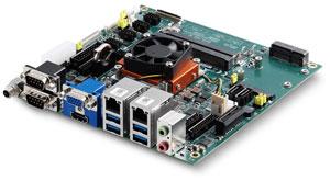 Mini-ITX computing platforms