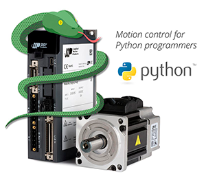 Applied Motion Products now offers a set of free tools for programmers using Python