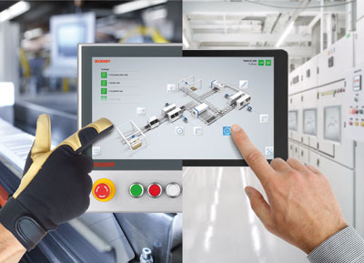 Advanced Beckhoff software, hardware and networking solutions to create today's smart factory will be on display in booth 134417 at Hannover Messe USA 2018.