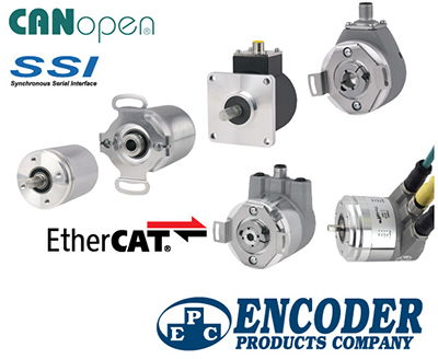 Encoder Products Absolute Encoders