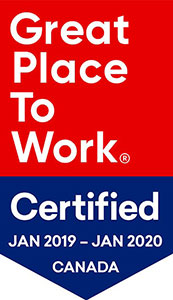 Great Place to Work® banner