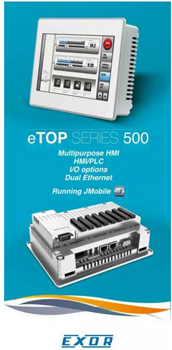 eTOP Series 500 HMI products