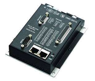 The DMC-30012 Series is Galil's latest generation single-axis motion controller.