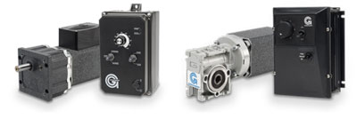 Groschopp sells AC and Brushless DC motor and control combo packages