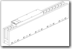 Common linear motor design