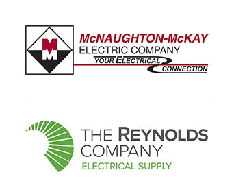 McNaughton-McKay logo and The Reynolds Company logo