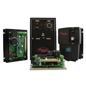 MDBL Series of controls for brushless DC motors