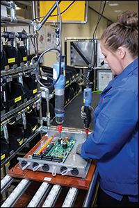 Guided Operator Solutions help eliminate typical assembly problems.