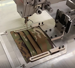 Mitsubishi Electric Automation, Inc. Implementing Industrial Sewing Machines for Protective Mask Production