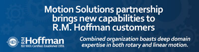 R.M. Hoffman Joins the Motion Solutions Family