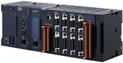CK3M-Series Programmable Multi-axis controller