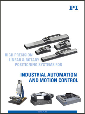 New Industrial Automation / Motion Control Ca
