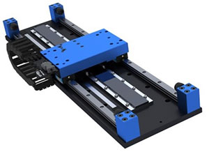 Sigma Trac II linear motor stages