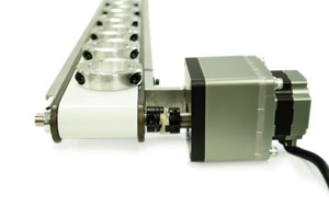 Oldham couplings for conveyors have high parallel misalignment capabilities with low bearing loads and zero-backlash operation.