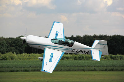 CS23 Permit-to-Fly electric plane