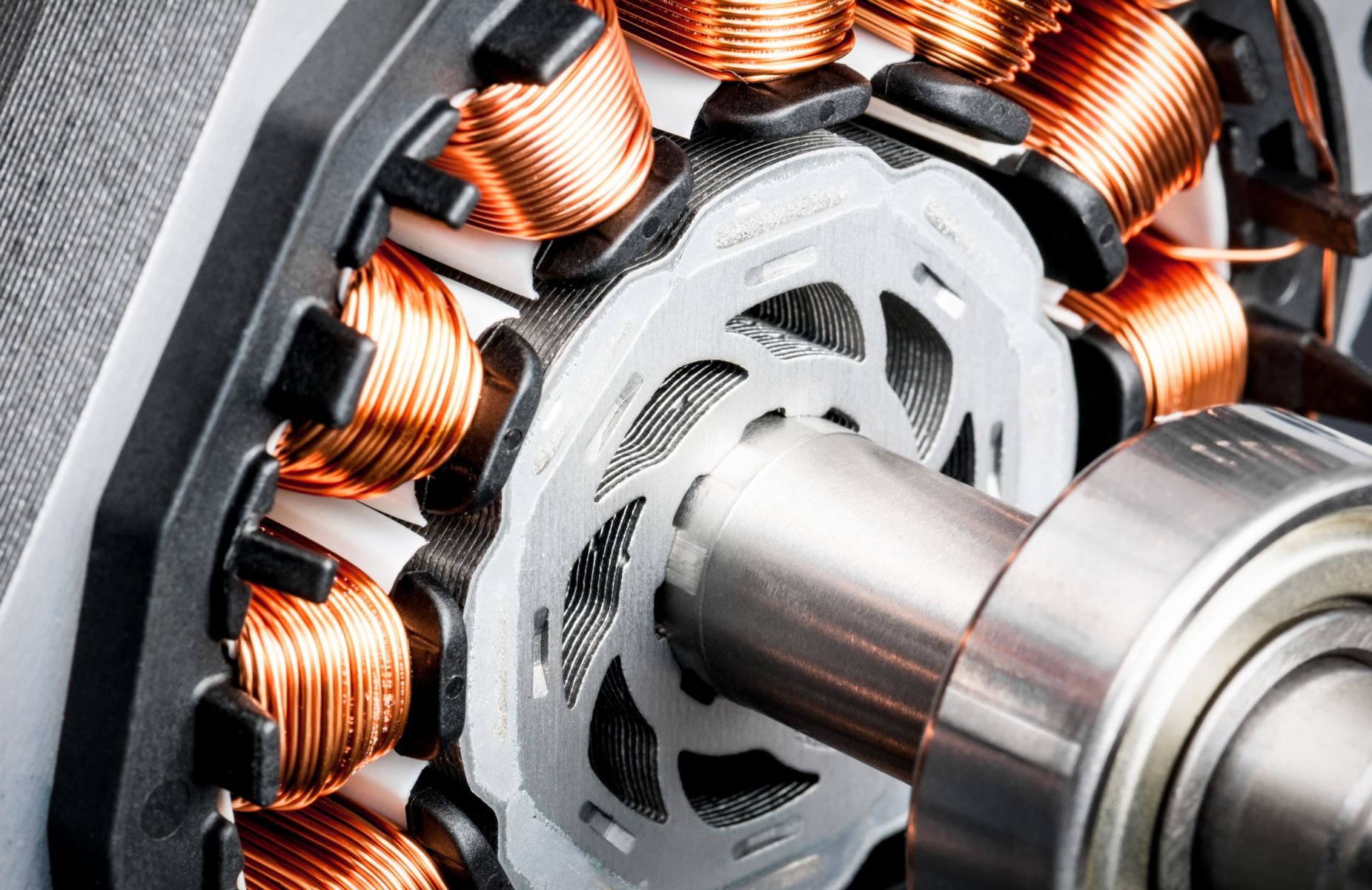 An introduction to brushless dc motors motion control blog for Used industrial electric motors