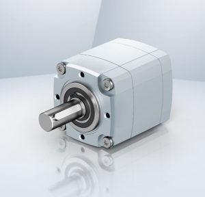 The Optimax 63 is a highly efficient planetary gear with high overload capacity.