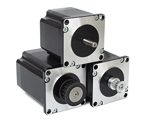 The benefits of adding encoders to step motor systems for Step motors and control systems
