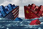 There's a storm coming – and it's a trade war