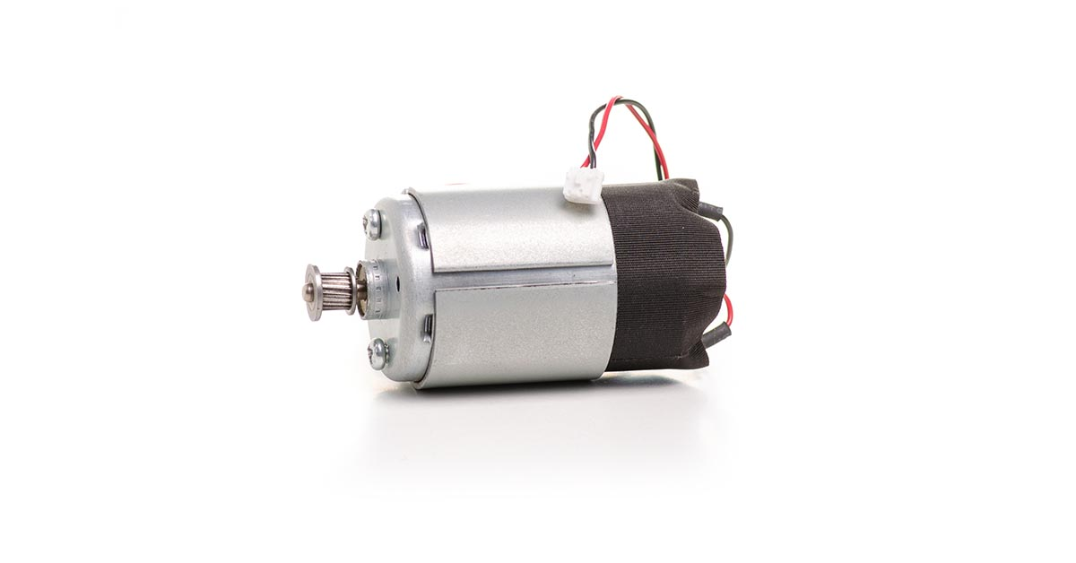 Benefits of DC Motors for Robotics | Motion Control Blog
