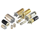 Mil-Aero Brushless & DC Planetary Gear Motors