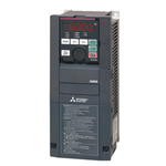 FR-A800-E Series Variable Frequency Drive with Built-in Ethernet Communication