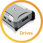 ION® 500 and 3000 Digital Drives