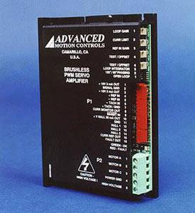 Small DC Servo Amplifier